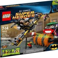 LEGO Super Heroes # 76013 Batman The Joker Steam Roller Gotham City