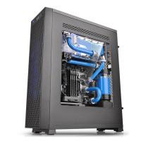 Thermaltake Core G3 Gaming Slim ATX Chasing Komputer Hitam