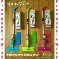 Jual spray mop+ ( 2 Refill) Murah