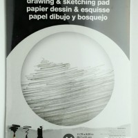 REEVES Drawing & Sketching Pad A4 Ring