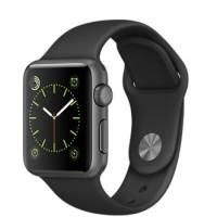 Jual Apple watch 2 sport Black (iwatch) 38mm Series 1 Murah