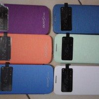 Flipcover Samsung S4 Mini case view