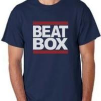kaos/baju/tshirt BEATBOX
