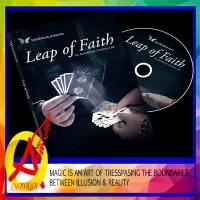 SULAP LEAP OF FAITH BY SANSMINDS MAGIC (GIMMICK)