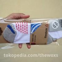 harga Kaos Kaki Original Reebok Warna Putih Tinggi Sedikit Diatas Mata Kaki Tokopedia.com