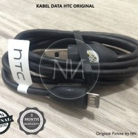 KABEL DATA USB HTC DESIRE ONE J V X S M7 M8 M9+ E8 E9+ ME EYE ORIGINAL