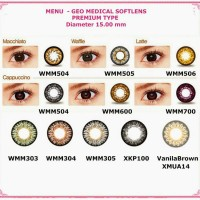 Softlens Korea Premium Type GEO MEDICAL