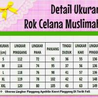 harga Rok Celana Muslimah Kantoran Tokopedia.com