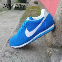 Sepatu nike elite grade original blue murah