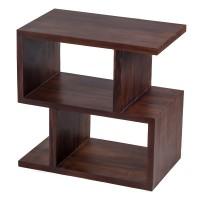 Sinandaka | meja rak kayu jati desain modern dekorasi interior rumah