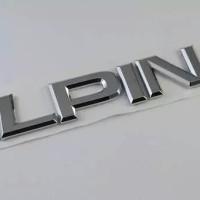 Emblem Alpina Untuk Bagasi, Universal Untuk Semua Jenis Bmw