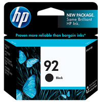 Catride HP Original 92 BLack,U/Printer HP DESKJET 5440,HP PSC 1510