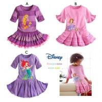 DISNEY Rapunzel Dress Purple With Tutu D7220CD3
