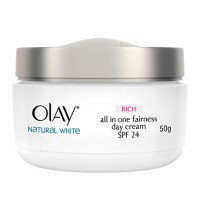 Olay Natural White Rich All in One Fairness Day Cream 50