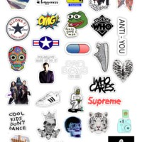 Sticker tumblr code:man001 (cutting)