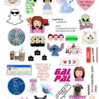 sticker tumblr random 002 (cutting)