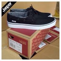 Vans Zapato - Black Flanell