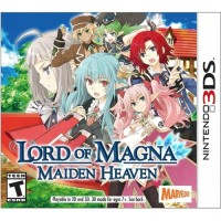 Games Nintendo 3DS LORD OF MAGNA: MAIDEN HEAVEN FREE SOUNDTRACK CD