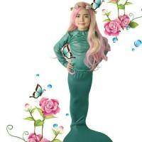 harga mermaid Putri Duyung Mermaid tail size M, 5-7 th, 16-22 kg Tokopedia.com