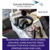 harga Headset Gaming Premium - Voice Cancellation 8LYX Tokopedia.com