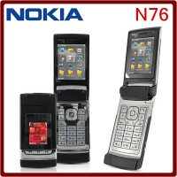 Nokia N76 original black/red (new)