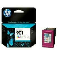 hp catridge 901 color original