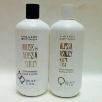 MUSK ALYSSA ASHLEY 500ML LOTION ORIGINAL BPOM