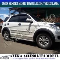 harga Over Fender Offroad Mobil Toyota Rush Lama Model Baut L Tokopedia.com