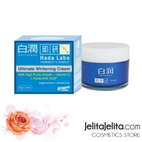 Hada Labo/Hadalabo Ultimate Whitening Cream /Pemutih Waja /Night Cream