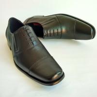 harga Sepatu Kulit Pierre Cardin pantofel D-009 Tokopedia.com