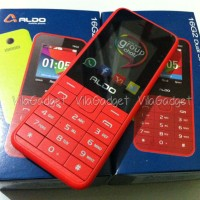 Handphone Murah Aldo 16G2 Mirip Nokia 220 Dual SIM GSM, Mp3
