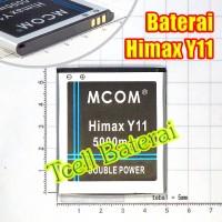 Baterai Himax Y11 MCom