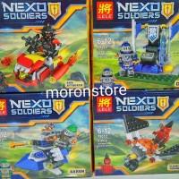 Brick Lego Nexo Knights Soldier Lele 79312 Set isi 4