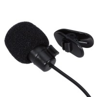 harga 3.5mm Microphone with Clip for Smartphone / Laptop / Tablet PC Tokopedia.com