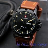 jam tangan pria swiss army Vip premium