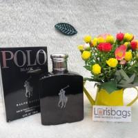 Parfum Polo Black by Ralph Lauren Original Singapore
