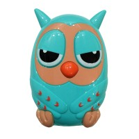 harga Powerbank karakter unik Burung Hantu 12000 mAh - Biru Tokopedia.com