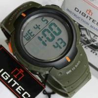 Jam Tangan Digitec DG-3035T Hijau Army Digitec 3035 Digitec DG-3035