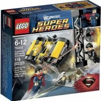 LEGO SUPER HEROES SUPERMAN METROPOLIS SHOWDOWN 76002