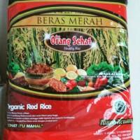 Jual Beras Merah Organik Orang Sehat 5kg Enak Pulen Tanpa Rendam Murah