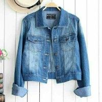 harga Jaket / Cardi / Blazer / Bolero / Outer / Cardigan Jeans Good Quality Tokopedia.com