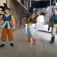 Figure Set Dragon Ball Goku Normal, Goku SS4, Vegeta SS4, Gogeta SS4 ~