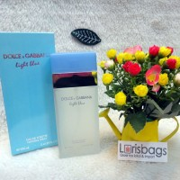 Parfum Original Singapore Light Blue by Dolce and Gabbana