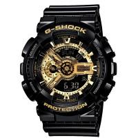 harga Jam Tangan Casio G-Shock Black Gold GA110GB Original Tokopedia.com