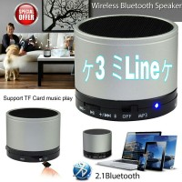 Speaker Bluetooth Portable S10