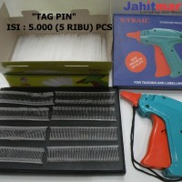 """PAKET TEMBAKAN TAG GUN """"X-TRAIL"""" + ISI 5.000 PCS TAG PIN (ARROW PIN)"""