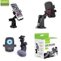 ROBOT Universal Car Holder Holder Handphone Smartphone di Mobil GPS