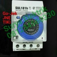 timer time switch analog klar stern otomatis lampu non theben sul 181