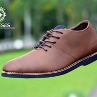 Sepatu Low Boots Pria Moofeat Mosses