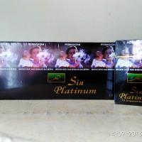 Rokok Herbal SIN Platinum